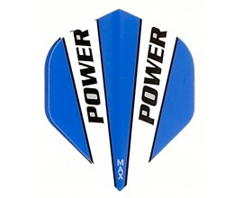 Power Max STD Solid Blue/White
