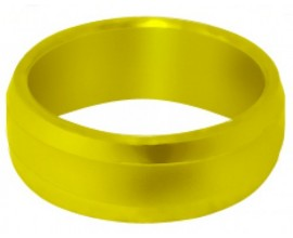 Slot Lock Flight Ring Gold