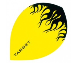 Target PRO-11648 PEAR Yellow-Black waves
