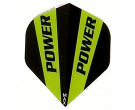30 flights (10 sets) Power Max HD150 PX110 BLACK GREEN