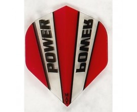 30 flights (10 sets) Power Max HD150 PX118 CLEAR RED