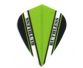 30 flights (10 sets) Ruthless V KITE GREEN 300-05