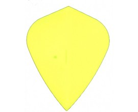 5 sets Ruthless R4X 1634 Extra Strong Kite Yellow