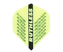 30 flights (10 sets) Ruthless 1822 Extra Strong Flights
