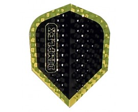 """Black Gold Border""Dimplex"