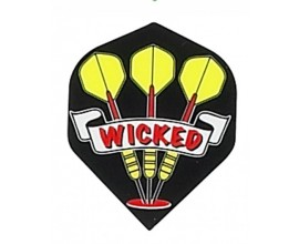"""Black Wicked Darts"" Ruthless"