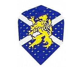 """Scotland""Dimplex Harrows Darts Flight"