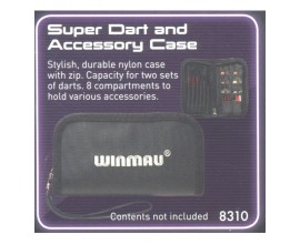 Winmau 8310 Super Dart Case Contents Not Included