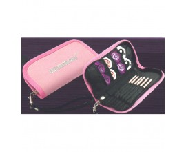 Winmau 8311 Rose Pink Dart Case Contents Not Included