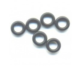 Silicone '0' Rings 6 per Set