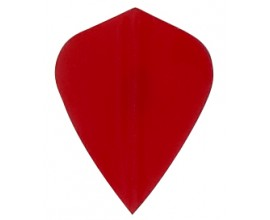 30 Flights (10sets) Poly KITE Red