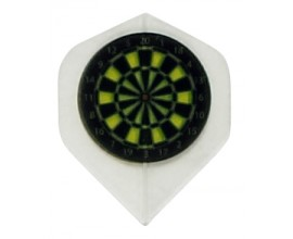 30 Flights (10sets) Poly PR542 STANDARD DART BOARD