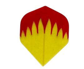 30 Flights (10sets) Poly PR560 STANDARD GOLD FLAME
