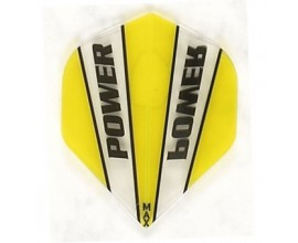 30 flights (10 sets) Power Max HD150 PX122 CLEAR YELLOW