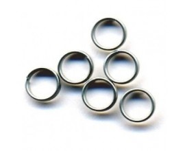 60 Silver Springs (10sets) Stem Grip Rings